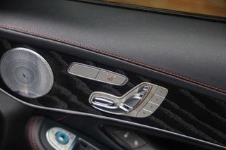 2018 Mercedes-Benz GLC-Class X253 808MY GLC43 AMG 9G-Tronic 4MATIC Brilliant Blue 9 Speed