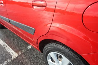 2005 Kia Rio JB Orange 5 Speed Manual Hatchback