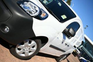 2020 Renault Kangoo X61 MY20 Maxi ZE White 1 Speed Automatic Van.