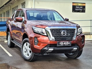 2021 Nissan Navara D23 MY21 ST Forged Copper 7 Speed Sports Automatic Utility.