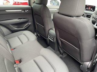 2021 Mazda CX-5 KF4WLA Maxx SKYACTIV-Drive i-ACTIV AWD Sport Eternal Blue 6 Speed Sports Automatic