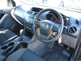 2017 Mazda BT-50 UR0YG1 XT 4x2 Hi-Rider Black 6 Speed Sports Automatic Utility.