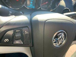 2012 Holden Cruze JH Series II MY12 SRi White 6 Speed Sports Automatic Hatchback