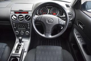 2006 Mazda 6 GG1032 Classic Silver 5 Speed Sports Automatic Sedan