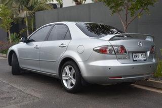 2006 Mazda 6 GG1032 Classic Silver 5 Speed Sports Automatic Sedan.