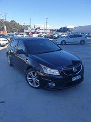 2014 Holden Cruze JH Series II MY14 SRi Z Series Black 6 Speed Sports Automatic Hatchback.