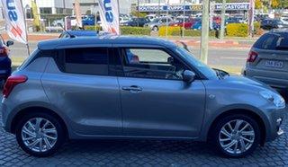 2020 Suzuki Swift AZ Series II GL Navigator Plus Premium Silver 1 Speed Constant Variable Hatchback.