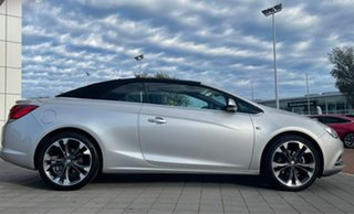 2016 Holden Cascada CJ MY16 Silver 6 Speed Sports Automatic Convertible