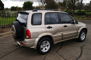 2002 Suzuki Grand Vitara Freestyle (4x4) Silver 4 Speed Automatic Wagon