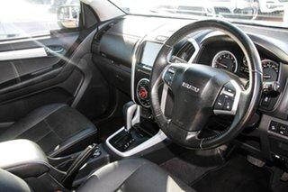 2018 Isuzu D-MAX MY18 LS-T Crew Cab Grey 6 Speed Sports Automatic Utility.