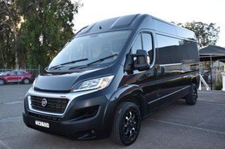 2018 Fiat Ducato Series 6 Low Roof MWB Comfort-matic Black 6 Speed Sports Automatic Single Clutch