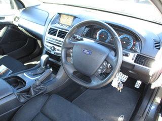 2009 Ford Falcon FG XR6 Grey 5 Speed Sports Automatic Sedan.
