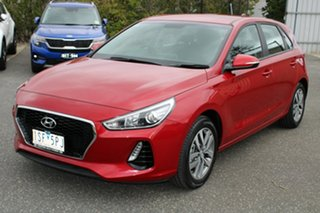 2020 Hyundai i30 PD2 MY20 Active Red 6 Speed Sports Automatic Hatchback.
