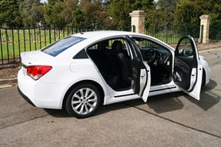 2015 Holden Cruze JH MY15 SRi White 6 Speed Automatic Sedan