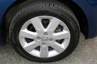2014 Nissan Micra K13 MY13 ST-L Blue 4 Speed Automatic Hatchback