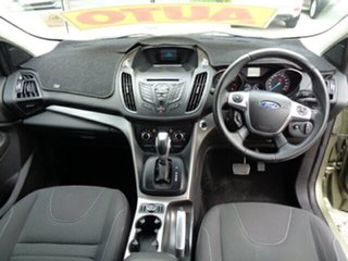 2014 Ford Kuga TF MY15 Ambiente 2WD Olive 6 Speed Sports Automatic Wagon