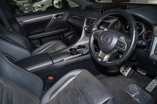 2017 Lexus RX GGL25R RX350 F Sport White Nova 8 Speed Sports Automatic Wagon.