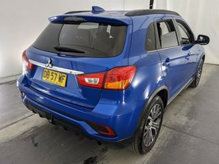 2019 Mitsubishi ASX XC MY19 LS 2WD Blue 6 Speed Constant Variable Wagon