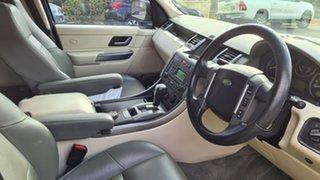 2006 Land Rover Range Rover Sport 2.7 TDV6 White 6 Speed Auto Sequential Wagon