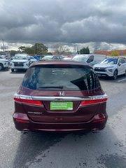 2013 Honda Odyssey 4th Gen MY13 Red 5 Speed Sports Automatic Wagon