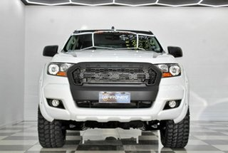 2017 Ford Ranger PX MkII MY17 Update XL 3.2 (4x4) White 6 Speed Automatic Crew Cab Utility