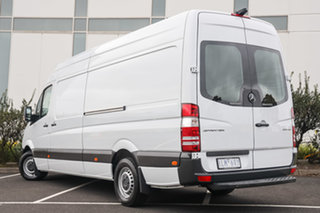 2018 Mercedes-Benz Sprinter NCV3 313CDI Low Roof SWB 7G-Tronic White 7 Speed Sports Automatic Van.