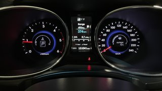 2014 Hyundai Santa Fe DM MY14 Elite Glacier Silver 6 Speed Sports Automatic Wagon