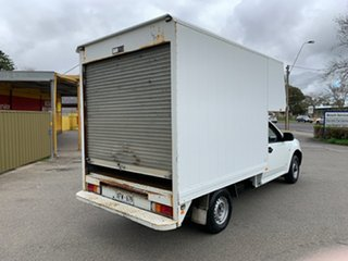 2005 Holden Rodeo RA DX White 5 Speed Manual Cab Chassis.
