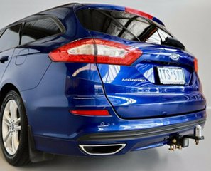 2016 Ford Mondeo MD Ambiente Blue 6 Speed Sports Automatic Dual Clutch Wagon