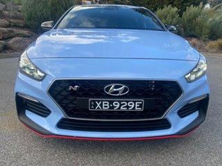 2020 Hyundai i30 PDe.3 MY20 N Performance Performance Blue 6 Speed Manual Hatchback.