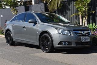 2009 Holden Cruze JG CDX Grey 6 Speed Sports Automatic Sedan
