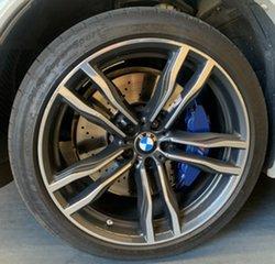 2015 BMW X5 M F85 Steptronic White 8 Speed Sports Automatic Wagon
