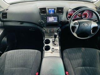 2013 Toyota Kluger GSU40R MY12 Altitude 2WD Grey 5 Speed Sports Automatic Wagon