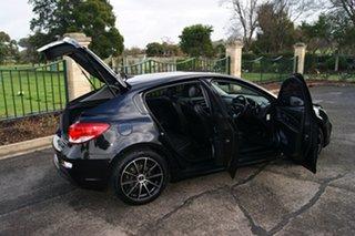 2015 Holden Cruze JH MY15 SRi V Black 6 Speed Manual Hatchback