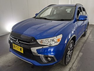 2019 Mitsubishi ASX XC MY19 LS 2WD Blue 6 Speed Constant Variable Wagon.