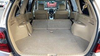 2006 Toyota Kluger MCU28R Upgrade CVX (4x4) Gold 5 Speed Automatic Wagon