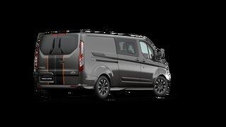 2021 Ford Transit VN Custom Sport 320S SWB Magnetic 6 Speed Automatic Van.