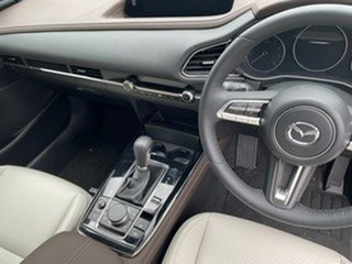 2021 Mazda CX-30 DM4WLA G25 SKYACTIV-Drive i-ACTIV AWD Astina Grey 6 Speed Sports Automatic Wagon.