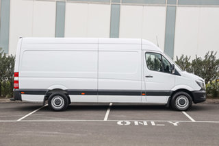2018 Mercedes-Benz Sprinter NCV3 313CDI Low Roof SWB 7G-Tronic White 7 Speed Sports Automatic Van