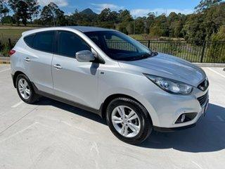 2012 Hyundai ix35 LM2 SE Silver 6 Speed Sports Automatic Wagon.