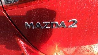 2021 Mazda 2 DJ2HAA G15 SKYACTIV-Drive Pure Soul Red 6 Speed Sports Automatic Hatchback