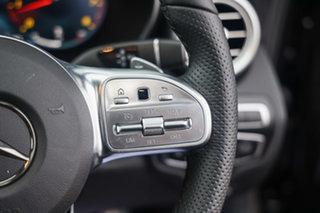 2020 Mercedes-Benz C-Class W205 800+050MY C200 9G-Tronic Obsidian Black 9 Speed Sports Automatic