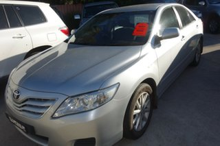 2011 Toyota Camry ACV40R Altise Silver, Chrome 5 Speed Automatic Sedan.