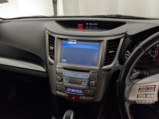 2012 Subaru Outback B5A MY12 2.5i Lineartronic AWD Premium Black 6 Speed Constant Variable Wagon