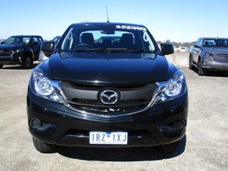 2017 Mazda BT-50 UR0YG1 XT 4x2 Hi-Rider Black 6 Speed Sports Automatic Utility