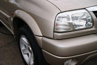 2002 Suzuki Grand Vitara Freestyle (4x4) Silver 4 Speed Automatic Wagon.