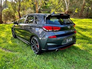2020 Hyundai i30 PDe.3 MY20 N Performance Micron Grey/charcoal 6 Speed Manual Hatchback.