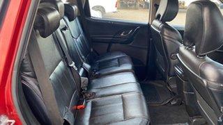 2015 Mahindra XUV500 W8 FWD Red 6 Speed Manual Wagon