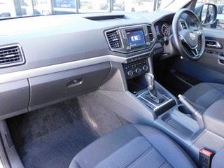 2017 Volkswagen Amarok 2H MY18 TDI550 4MOTION Perm Highline Indium Grey Lr7h 8 Speed Automatic.