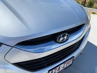 2012 Hyundai ix35 LM2 SE Silver 6 Speed Sports Automatic Wagon